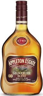 Appleton Estate Rum Signature Blend 1.00l